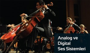 AnalogVeDigitalSesSistemleri